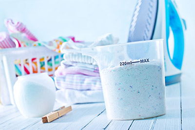 Wie wichtig ist die richtige Dosierung des Waschmittels?